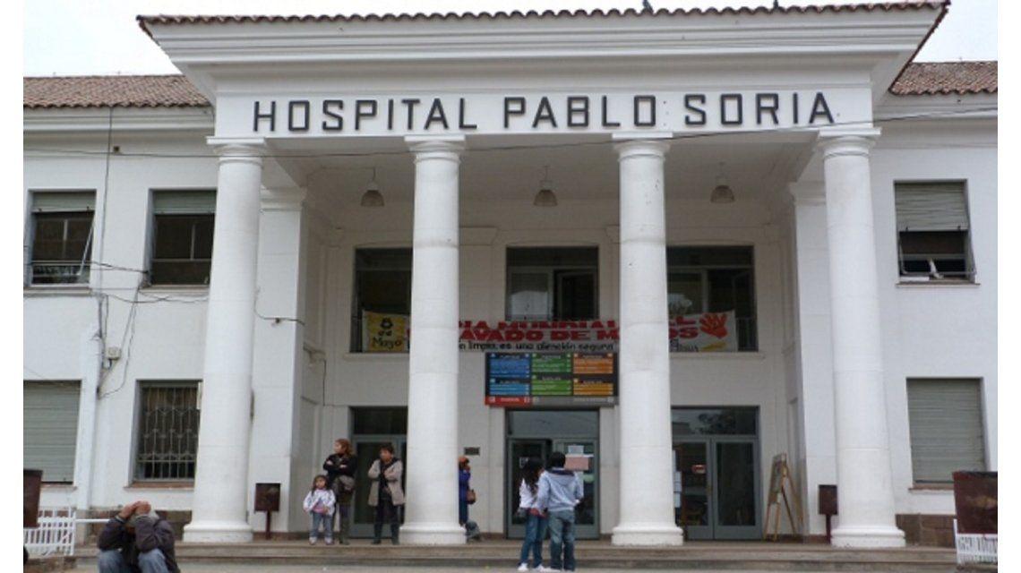 Hospital Pablo Soria