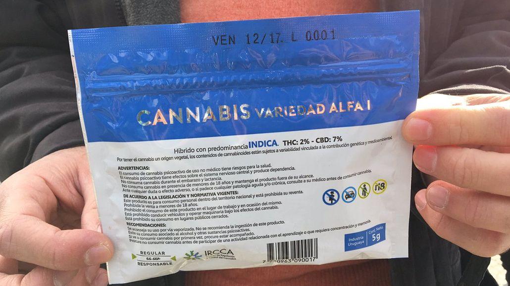 La bolsa que venden en las farmacias
