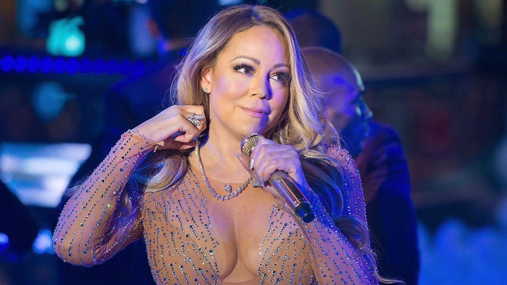 El video de Mariah Carey bailando se volvió viral