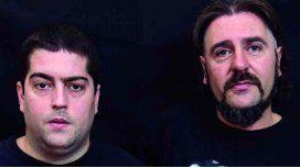 Fontanet y Torrejón. El ex bajista fue beneficiado con la libertad condicional