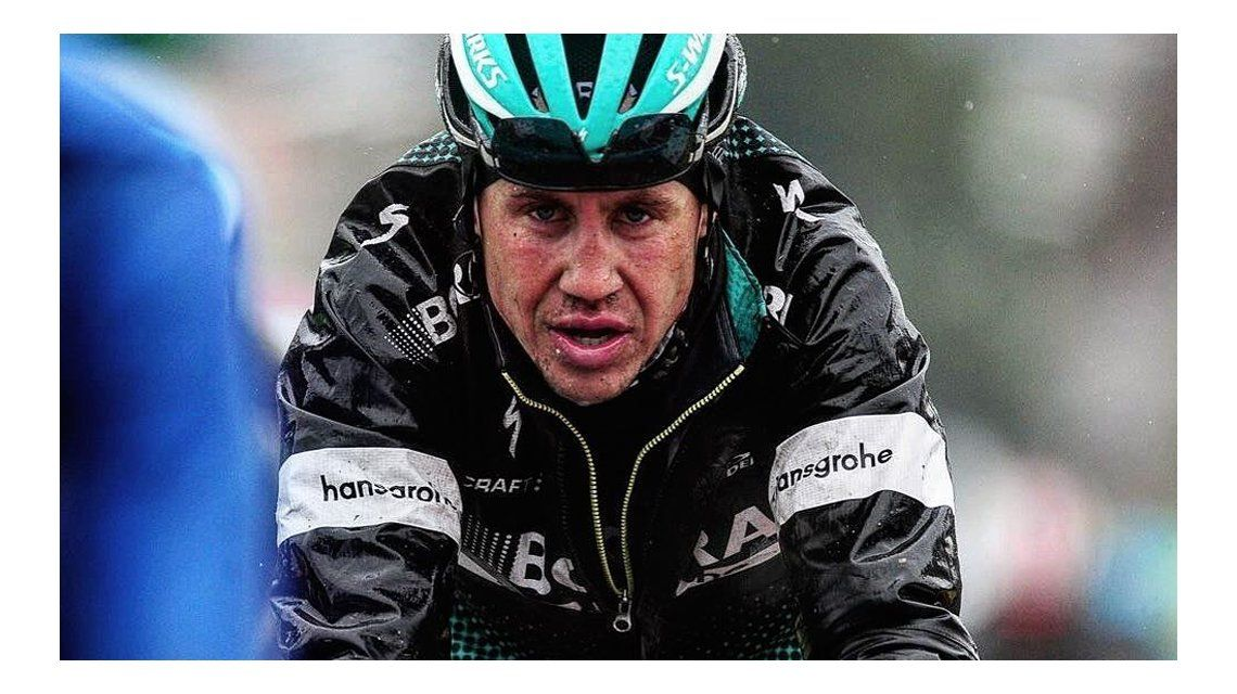 El ciclista Poljanski mostró cómo quedaron sus piernas tras el Tour de Francia