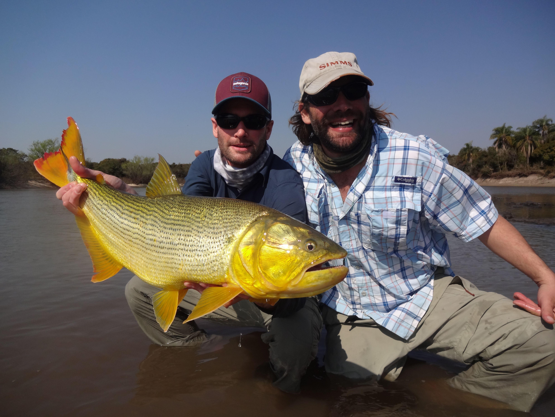 Río Miriñay. Foto: www.doradosytruchas.com.ar