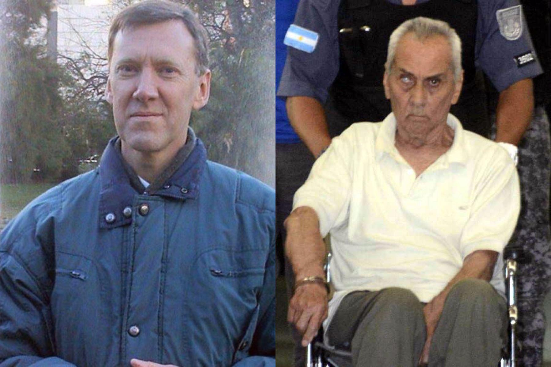 Curas Horacio Corbacho y Nicolás Corradi