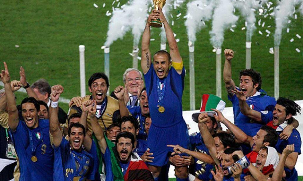 Zaccardo fue titular en la primera fase del Mundial 2006