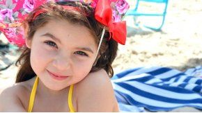 Buscan a Alum, una nena de 6 años perdida en Flores
