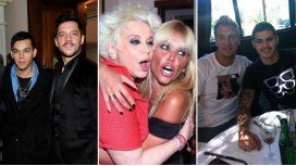 En el Día del amigo, estas son las duplas de famosos ex amigos