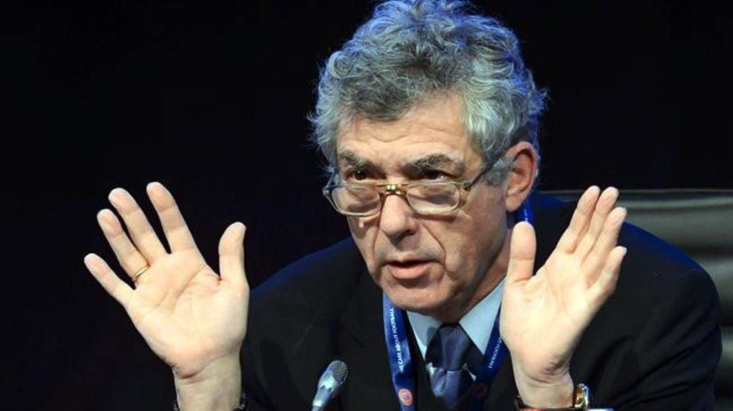 Villar, de la Federación Española de Fútbol, fue detenido por corrupción