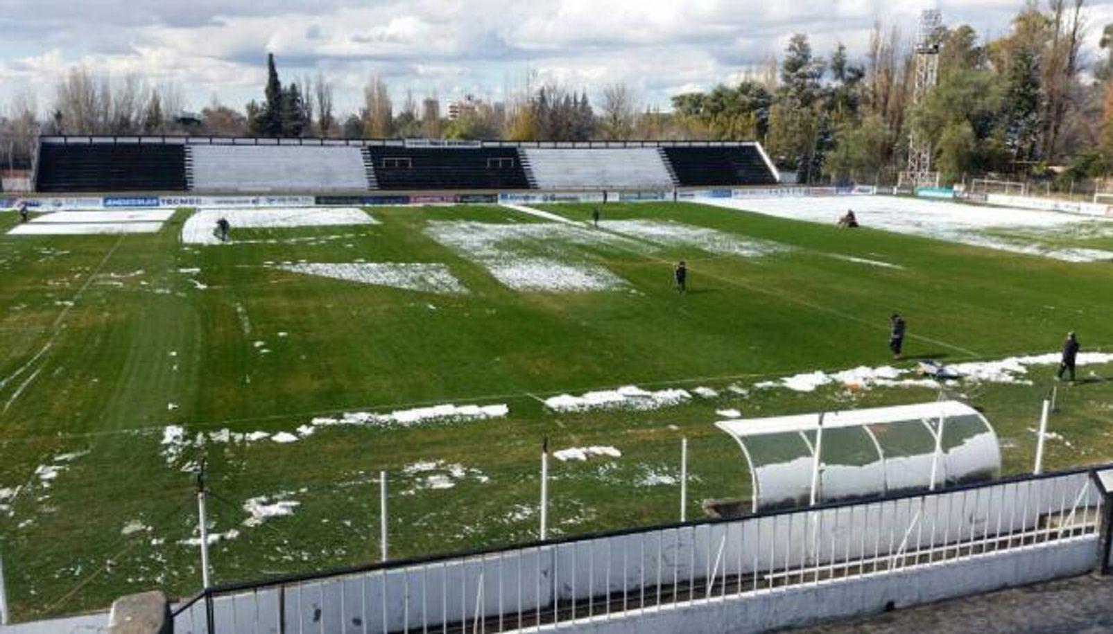 ¡Histórico! Después de la nieve, y por penales, Mitre llegó a la B Nacional