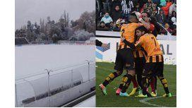 Después de la nieve, y por penales, Mitre llegó a la B Nacional