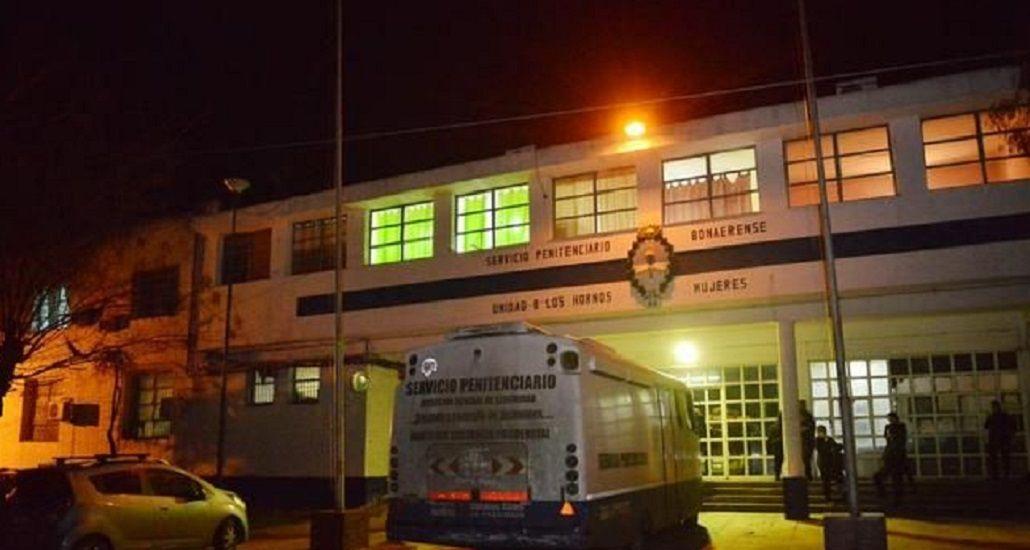 Cuatro reclusas resultaron heridas en el motin