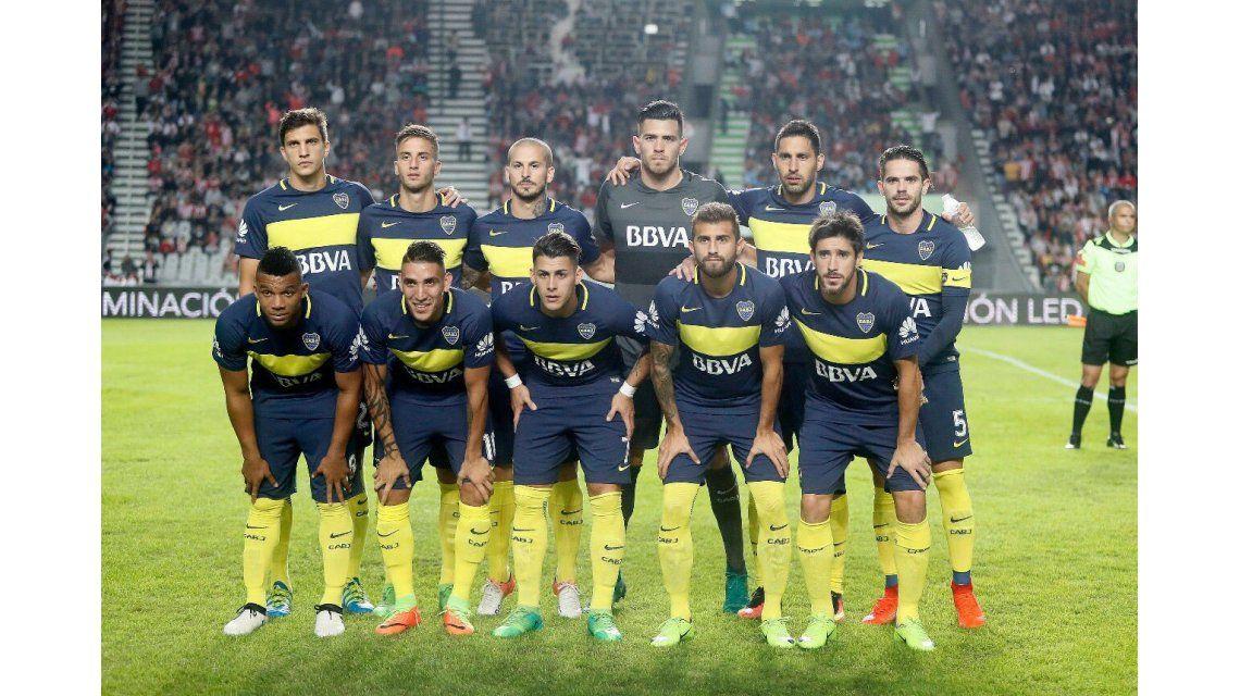 Gino Peruzzi no quiere seguir jugando en el campeón Boca