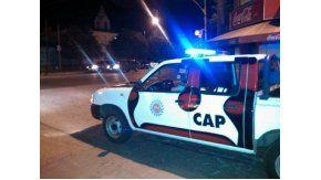 Dos policías le salvaron la vida a un bebé - Crédito:www.miraelnorte.com.ar