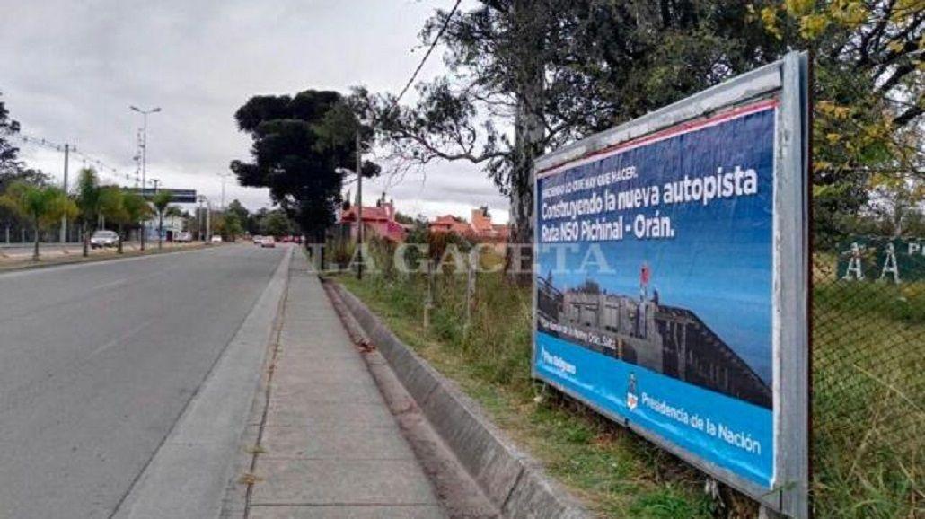 El Gobierno anunció el fin de obra den una localidad que no existe - Crédito:lagacetasalta.com.ar