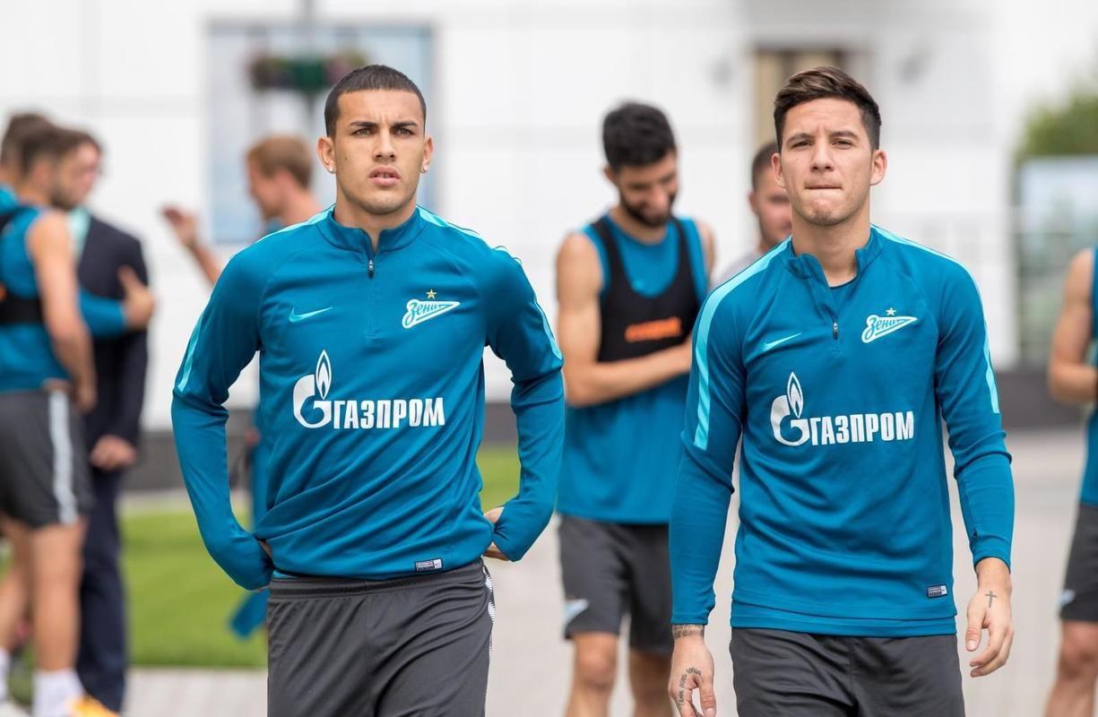 Matías Kranevitter dejó el Atlético de Madrid y llega al Zenit