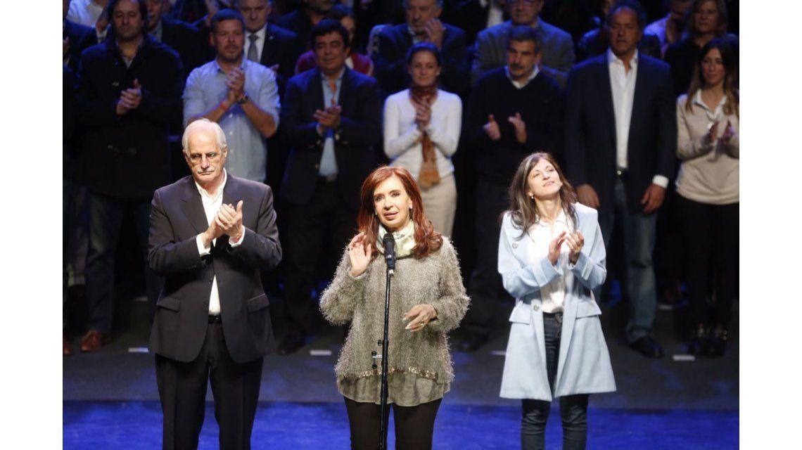 El acto de Cristina Kirchner en Mar del Plata