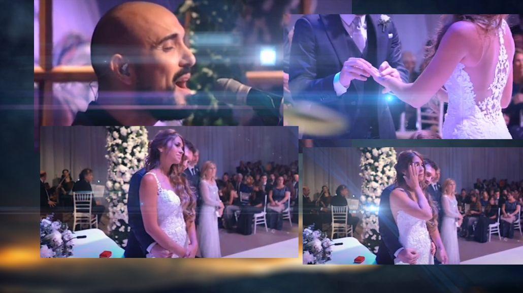 El video del casamiento de Lionel Messi y Antonela Roccuzzo