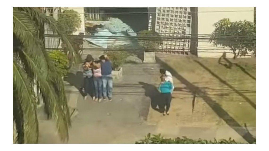 Vincularon a la banda con un grupo delictivo de Brasil