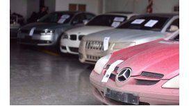 Mercedes, Audi, BMW, algunas de las marcas VIP de autos que robaban