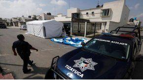 Al menos 11 muertos, entre ellos dos chicos, en una fiesta infantil