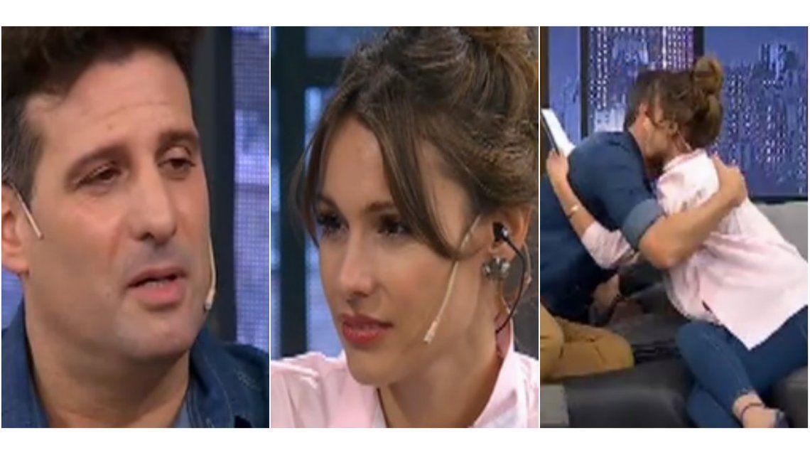 José María Listorti y Pampita hablaron cara a cara de la muerte de Blanca