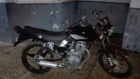 Fue a una cita pero le robaron la moto - Crédito: www.unoentrerios.com.ar