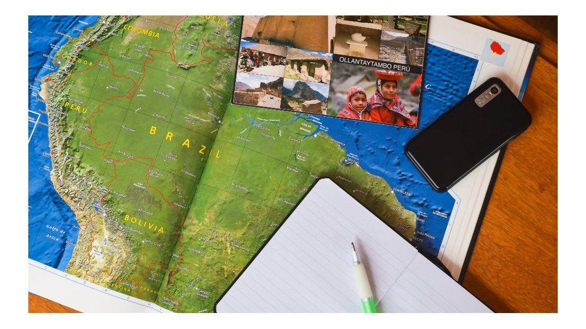 Las aplicaciones de celular reemplazaron a las agencias de turismo