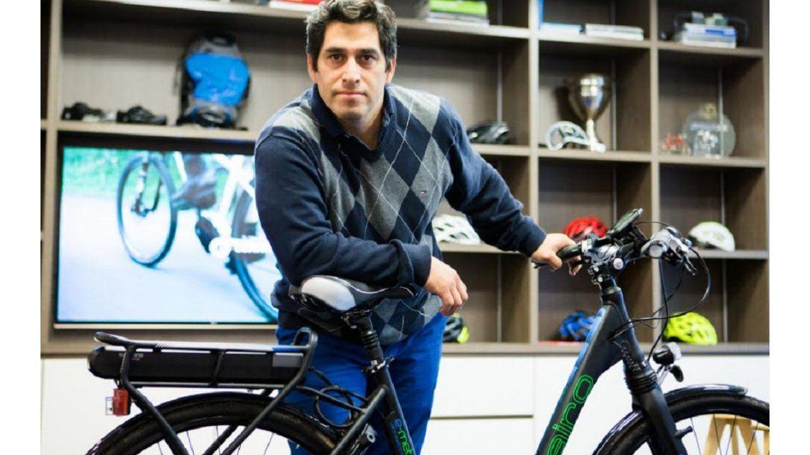 E-bike, la nueva tendencia que llegó al país y promete una revolución