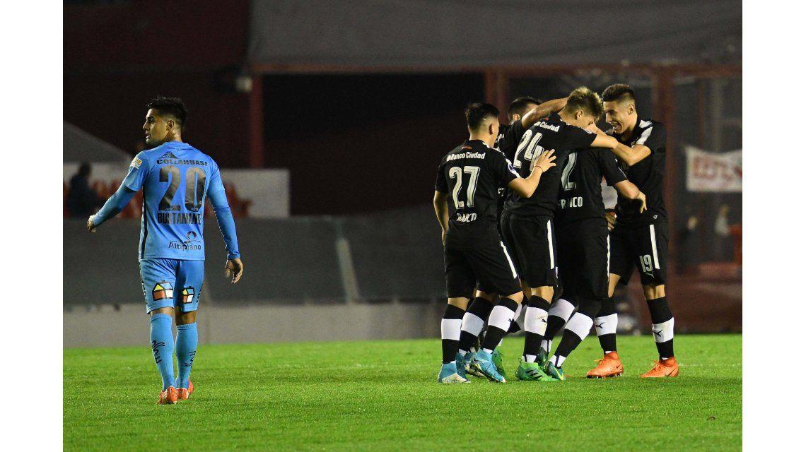Independiente golea a Deportes Iquique en Avellaneda