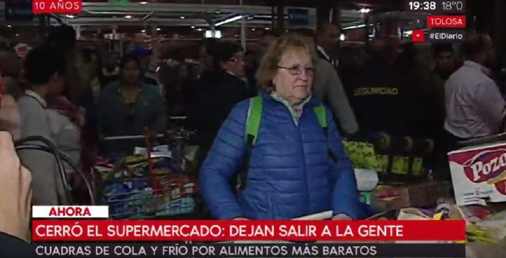 El enojo de la gente por la rebaja del 50% que lanzó el Gobierno de Vidal
