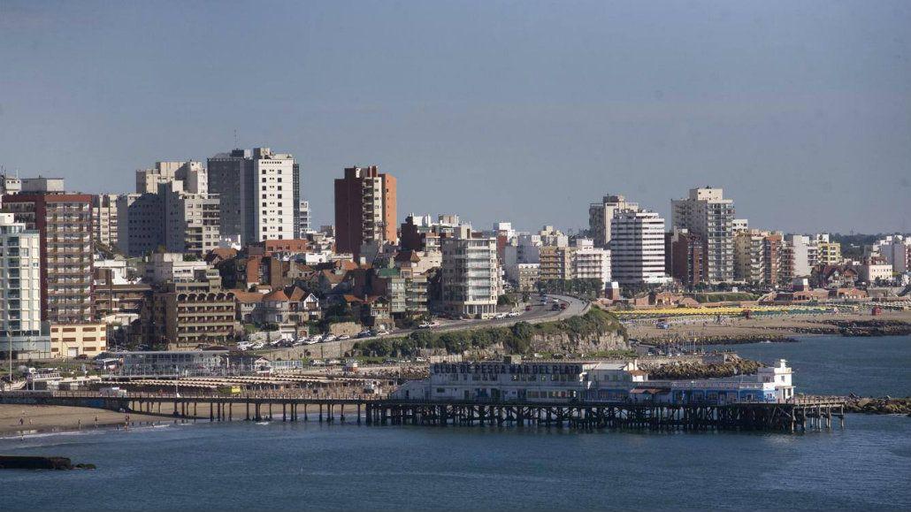 Mar del Plata está a pleno también en invierno
