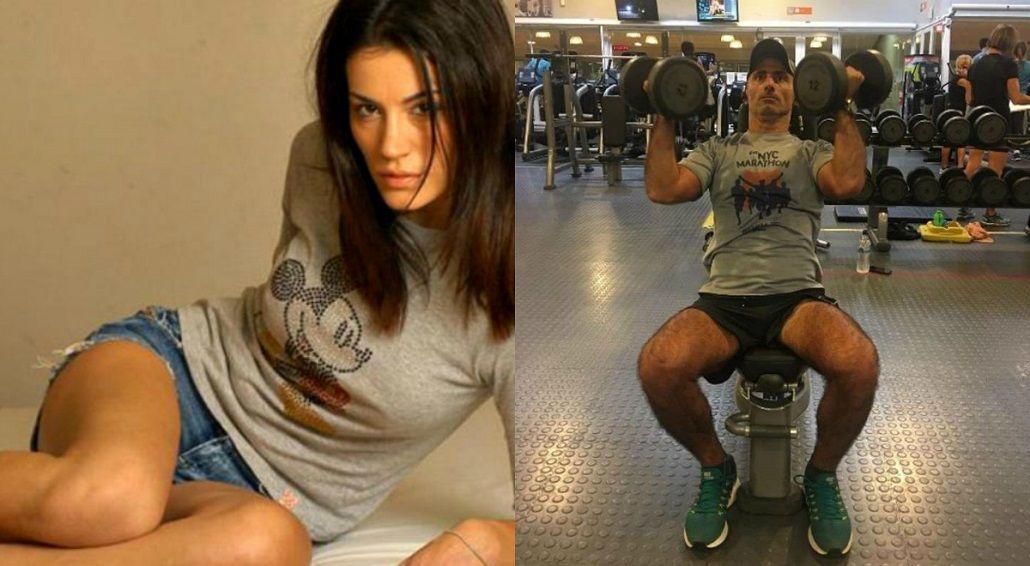 Natacha Jaitt contó intimidades de Diego Latorre
