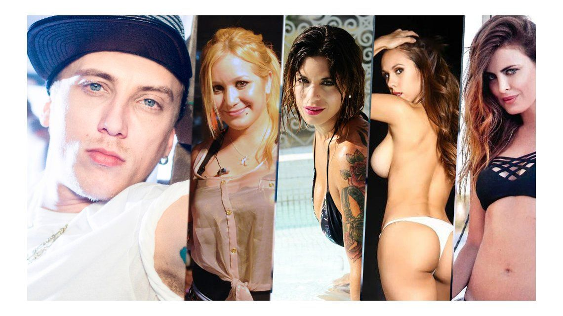 El Polaco tuvo el mejor sexo de su vida con Silvina Luna