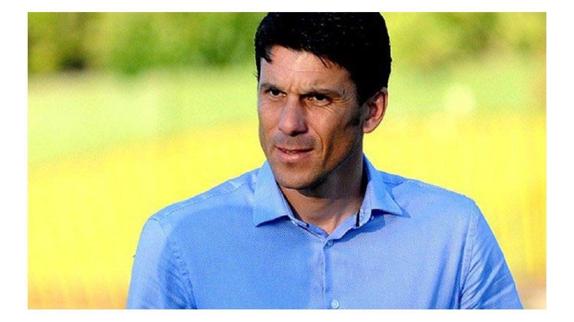 Larriera dirigió a Racing y a Defensor Sporting en su país