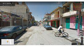 Seis asentamientos se pueden ver en Google Street View