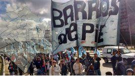 Barrios de Pie y sindicatos protestarán en distintos puntos de la Ciudad