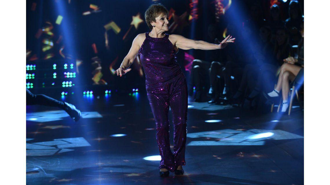 Consuelo Peppino en el Bailando