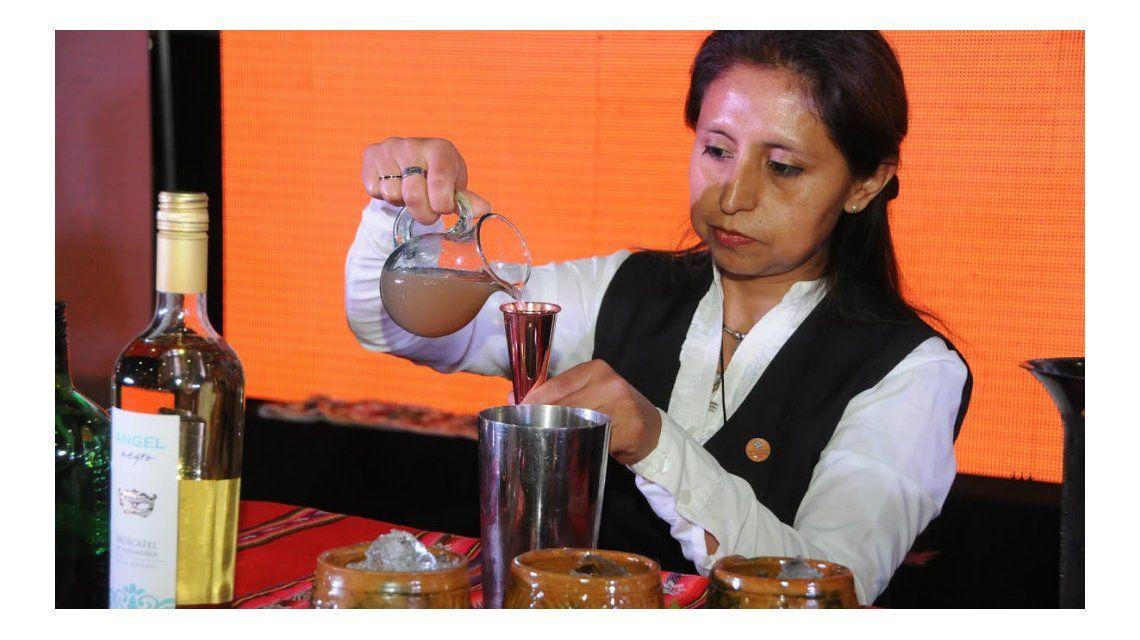 Participaron bartenders de Argentina