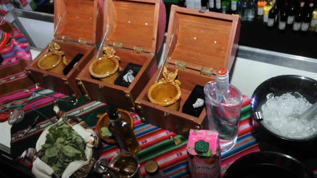 Una reunión de delicias etílicas en el último día de Caminos y sabores