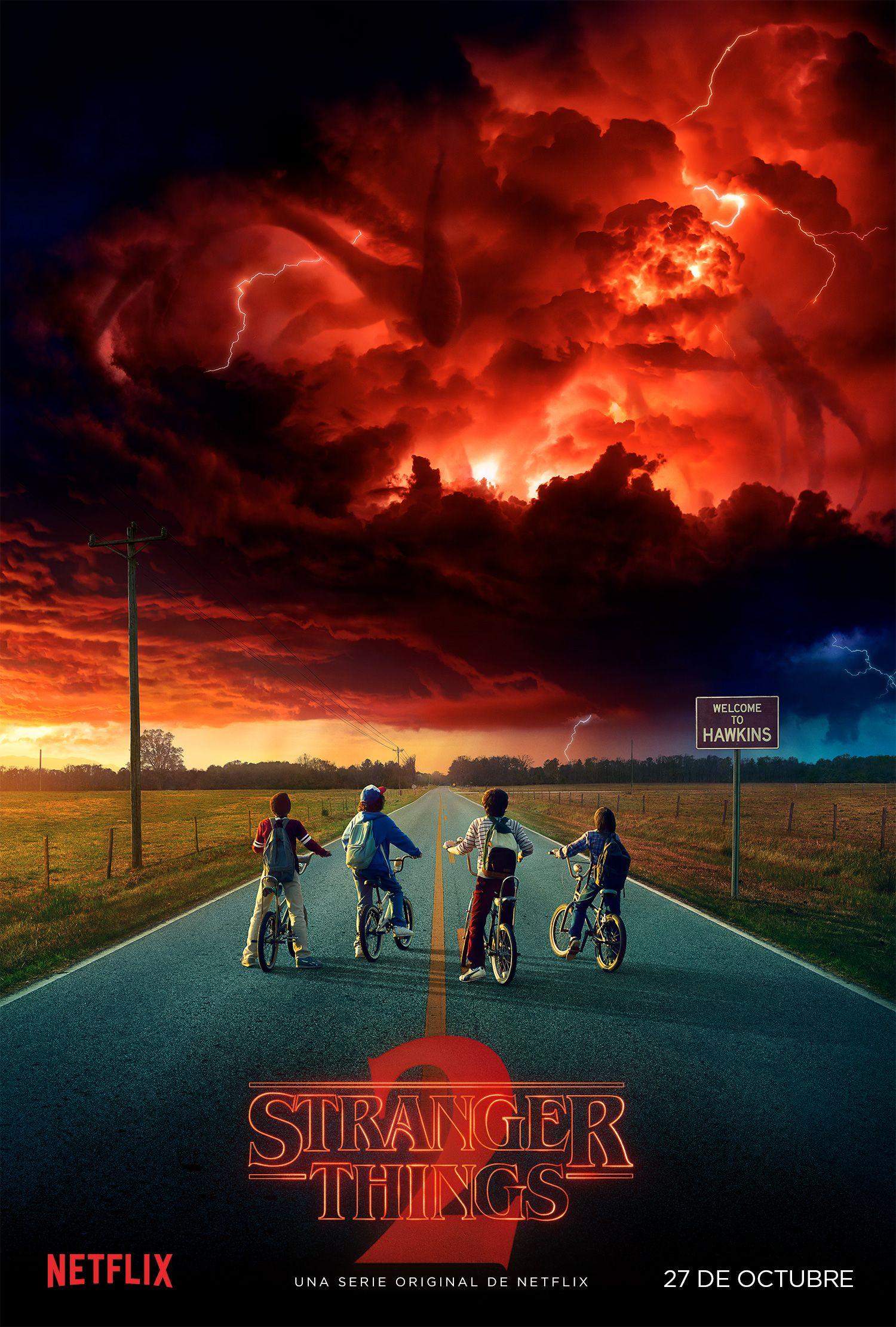 Stranger Things vuelve el 27 de octubre