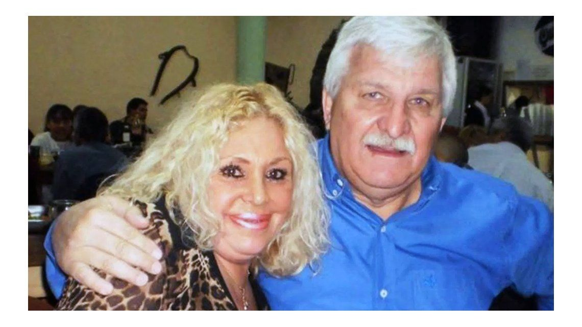 Stella Maris Sequeira y Rubén Carrazzone
