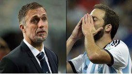 El Bati se puso en la piel del goleador de la Juventus