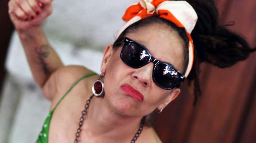 Miss Bolivia revolucionó la tele