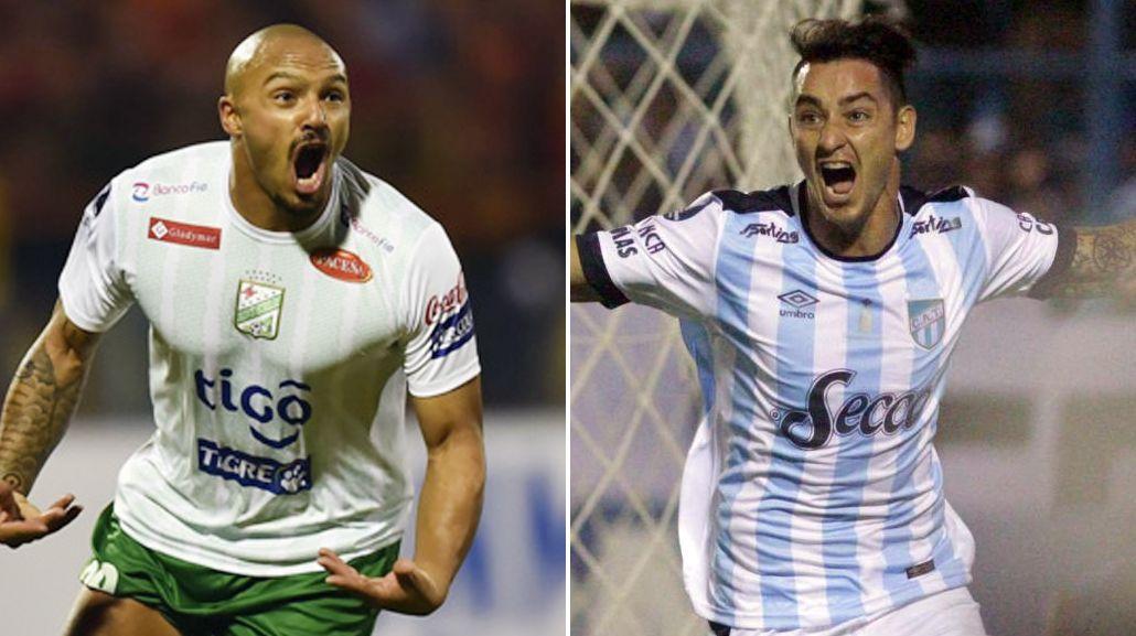 Oriente Petrolero vs. Atlético Tucumán