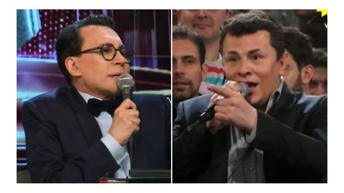 Fuerte discusión entre Marcelo Polino y el jefe de coachs, Hugo Ávila