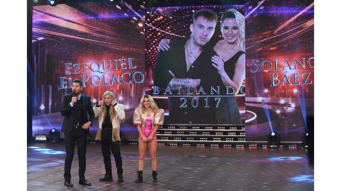 ShowMatch: El Polaco dijo que está confundido con su ex Valeria Aquino
