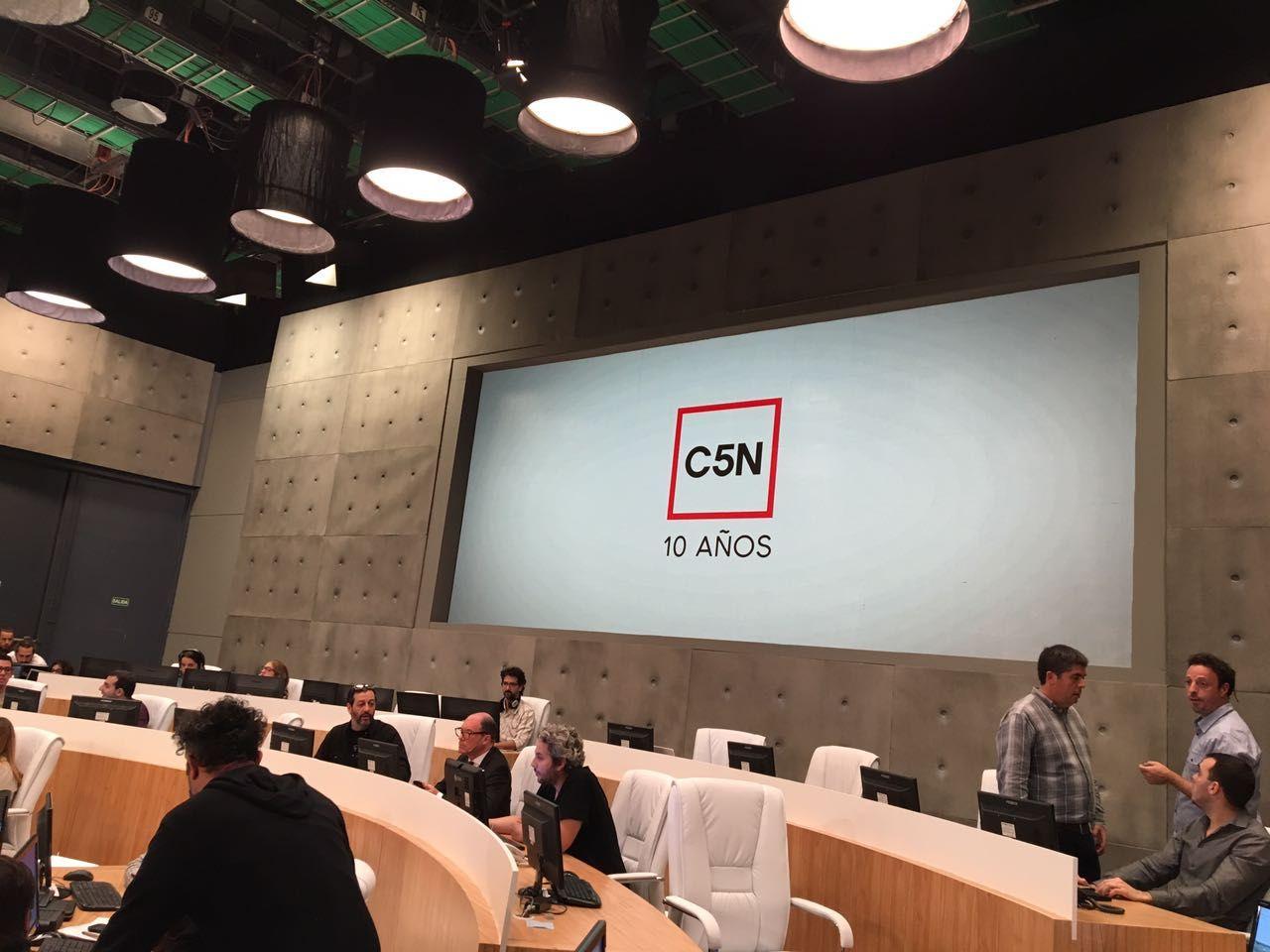 C5N cumplió 10 años