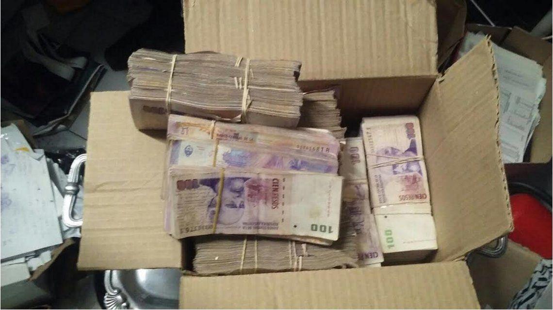 Millonario golpe al Estado: banda robó 300 millones de dólares con empresas fantasmas