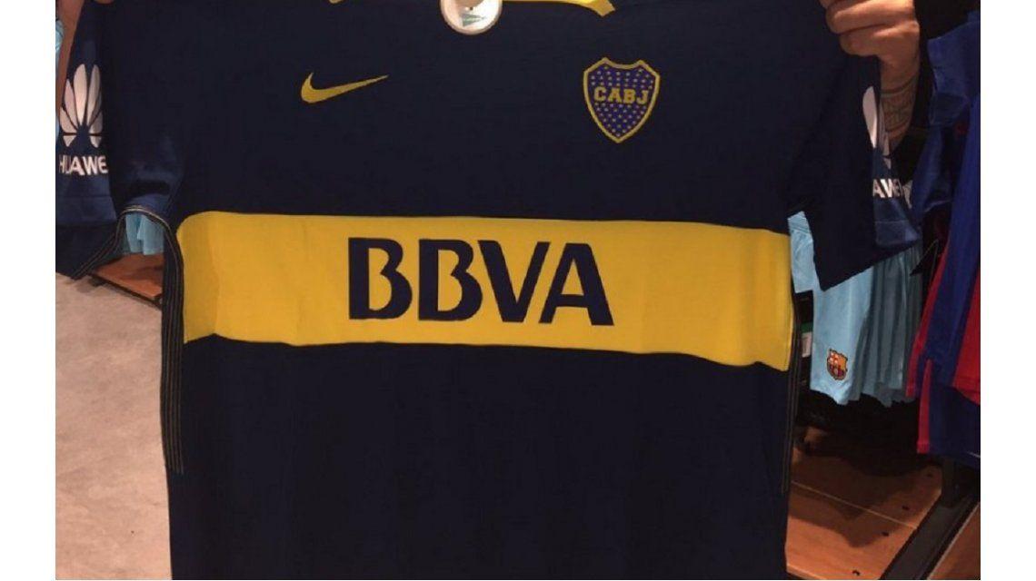 En España la camiseta cuesta 85 euros (@InformacionCABJ)