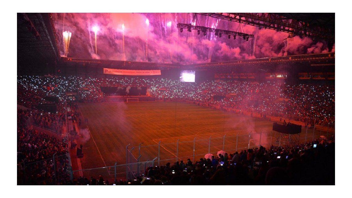 El lujoso nuevo estadio de San Luis que no tiene equipo que lo represente