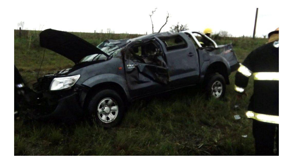 Imagen ilustrativa del accidente